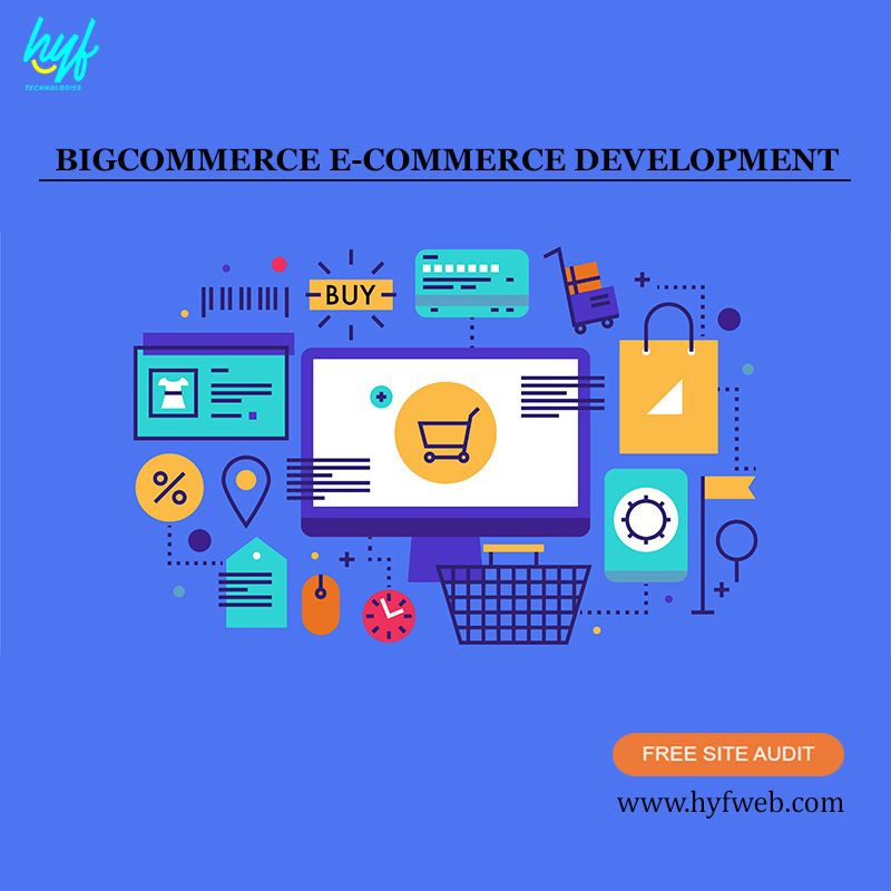 Bigcommerce E Commerce Development In 2020 Ecommerce Web Design Bigcommerce Development
