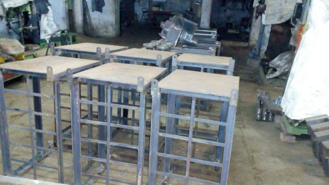Robust & Accurately Designed Fabricated Tables Low Investment Soap ...