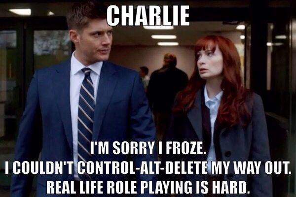 Charlie | Supernatural