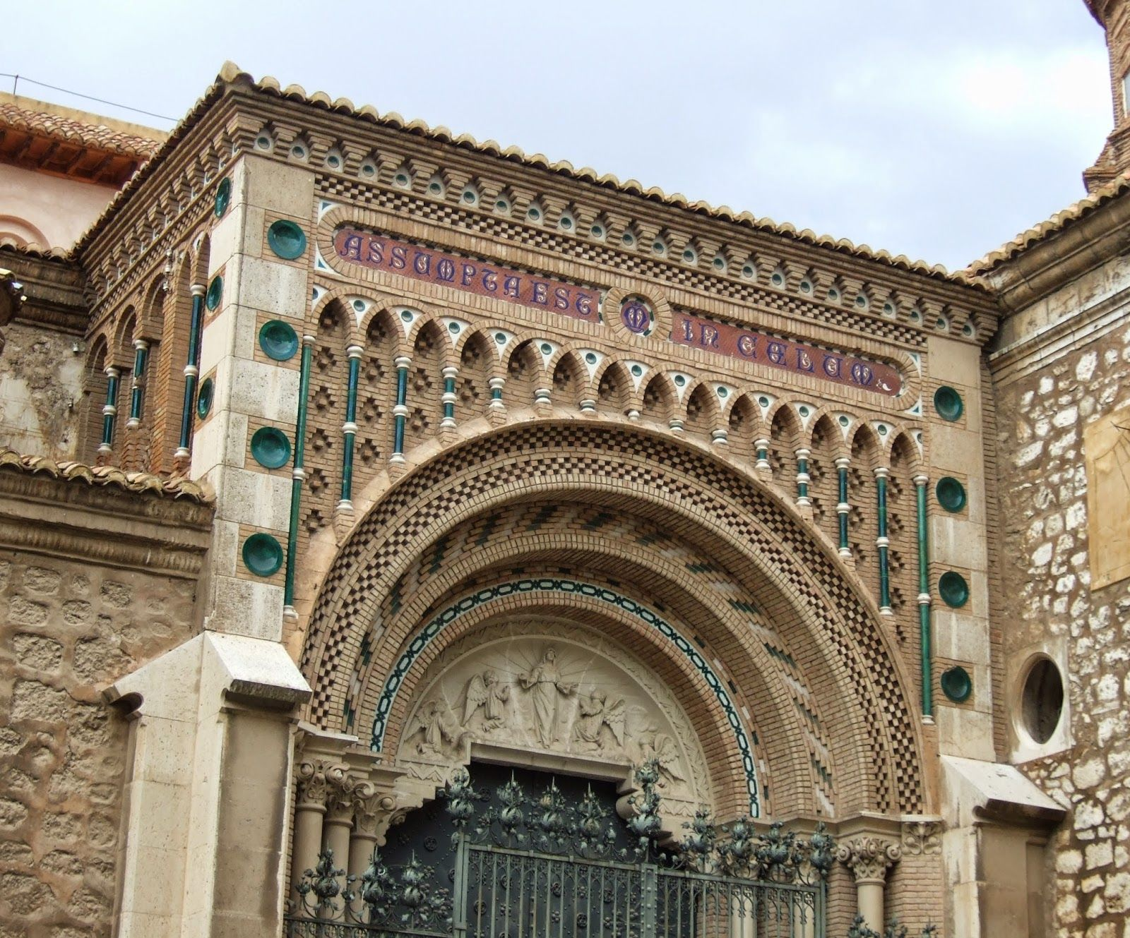 Teruel Capital Del Mud Jar Aragon S Arte Mudejar Pinterest  # Muebles Mudejar