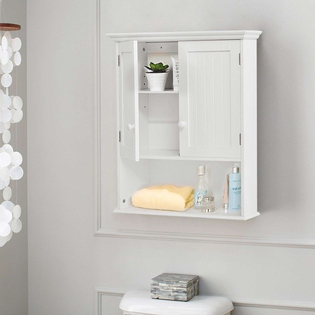 Wall Amounted Bathroom Medicine Cabinet In 2019 Furniture
