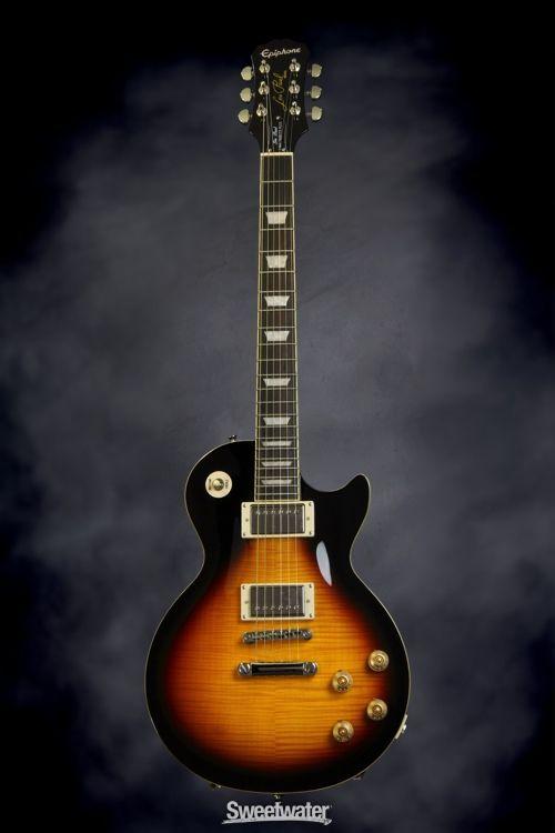 Epiphone Les Paul Tribute Plus - Vintage Sunburst | Guitars