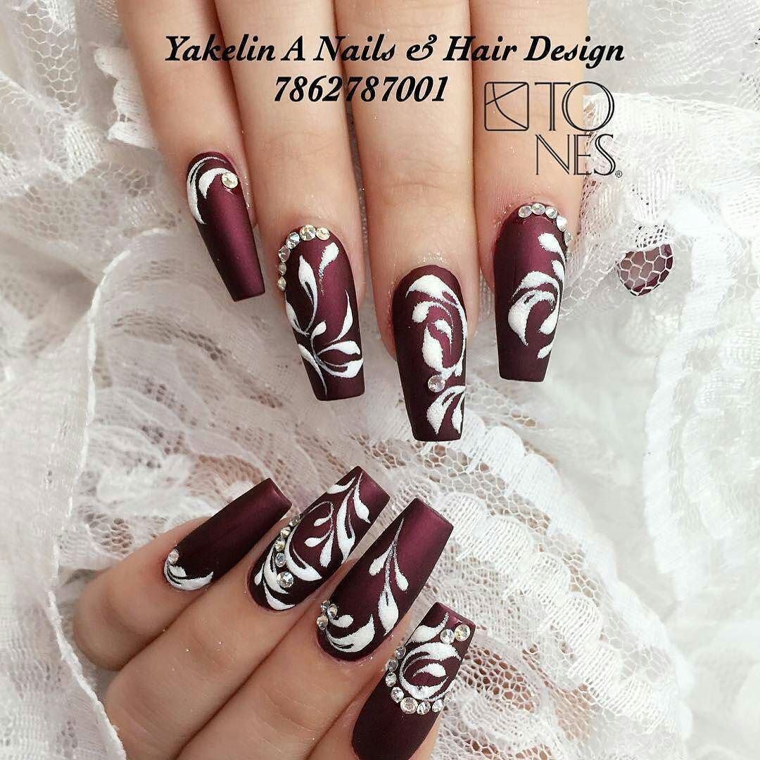 Amazing nail art made using tones products маникюр pinterest