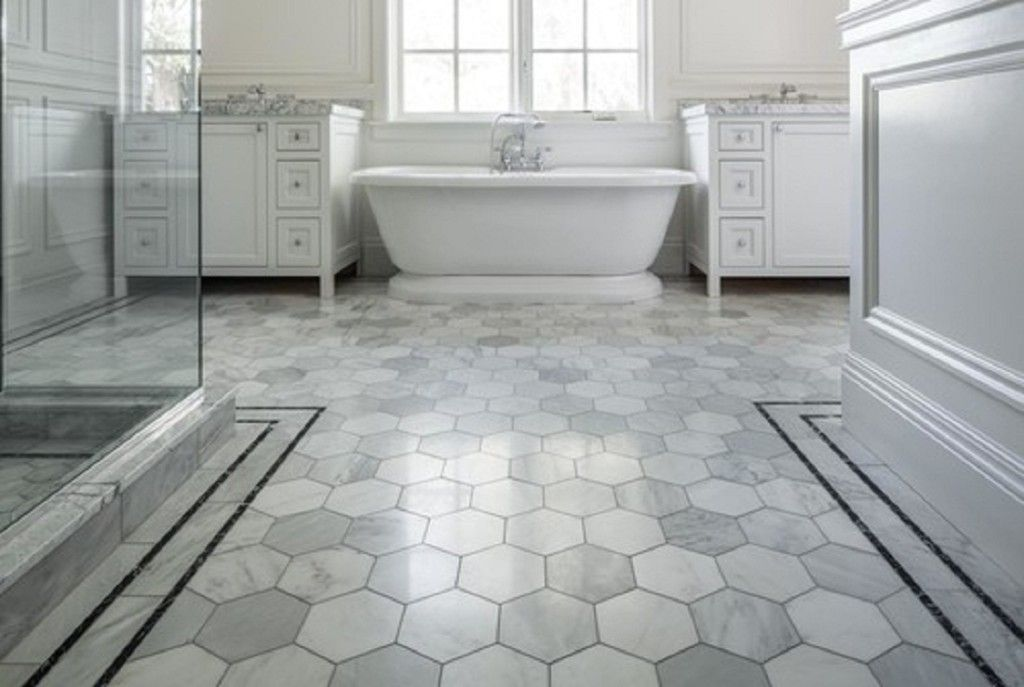Merveilleux Painting Of Best Flooring For Bathroom That Enhance The Sophistication Of  Your Bathroom