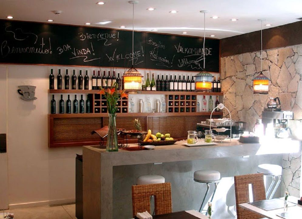 Bodega en Casa Bar en casa, Cocinas de casa, Decoración