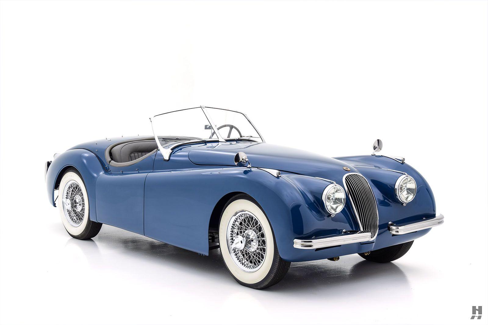 1951 Jaguar XK 120 Roadster | Hyman Ltd. Classic Cars | Automobiles ...