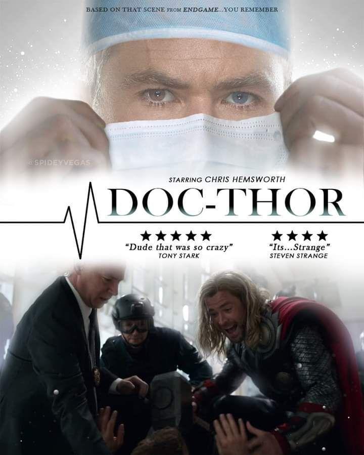 Minden, ami Marvel újratöltve – Doct(h)or