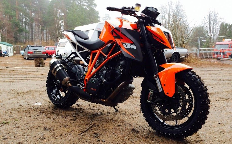 Ktm Super Duke Nordic The Beast 1290 Cc Ready For The World Speed