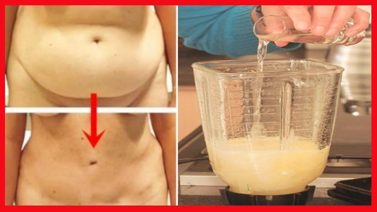 Desinflamar vientre como 3 el dias en