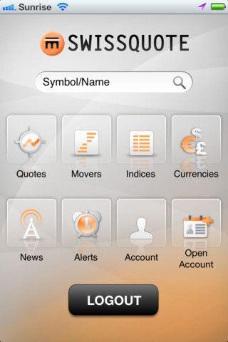 Swissquote Name Quotes Iphone Apps App