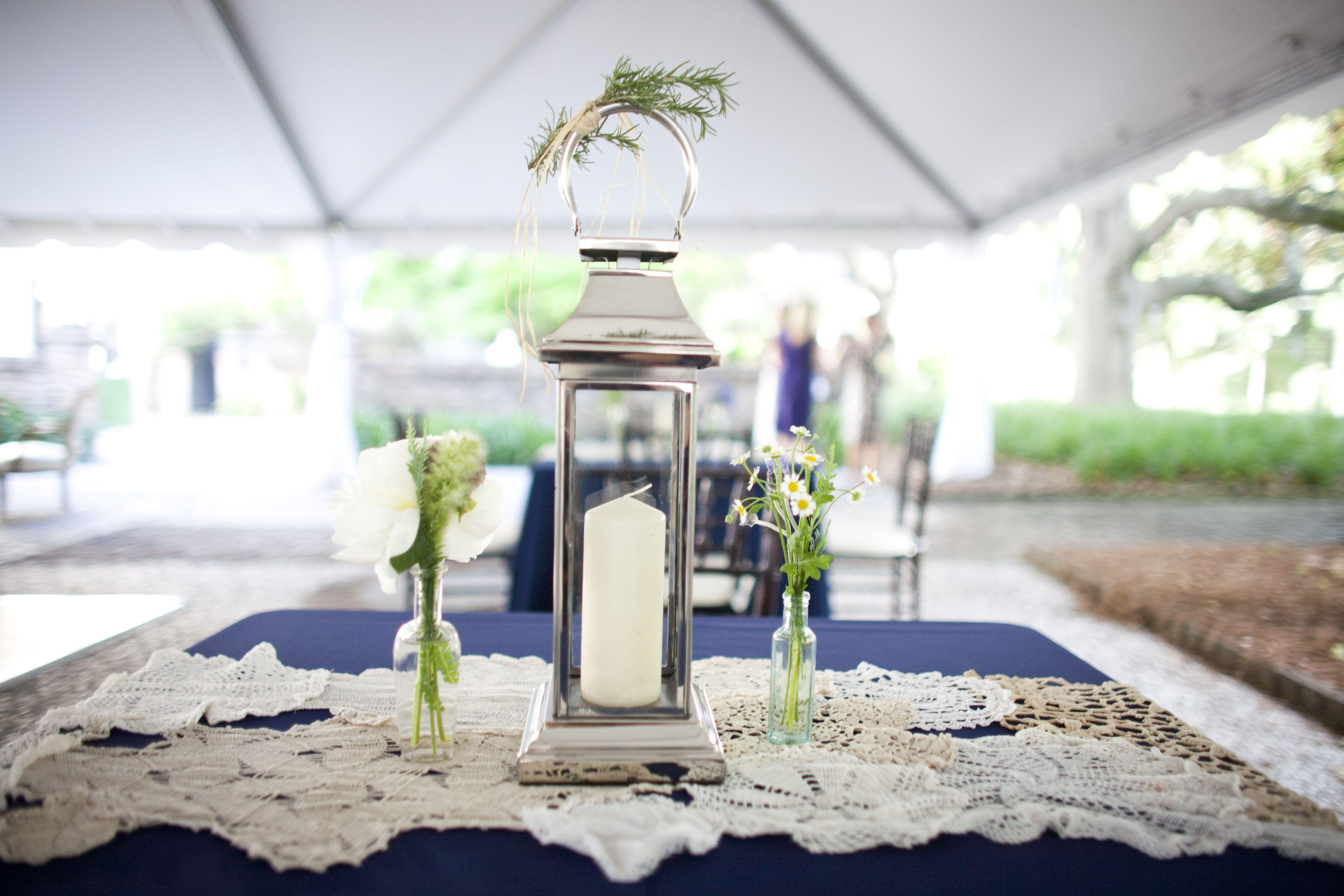 Mini silver lantern -- Rental from Ooh! Events, Charleston, SC   Ooh ...