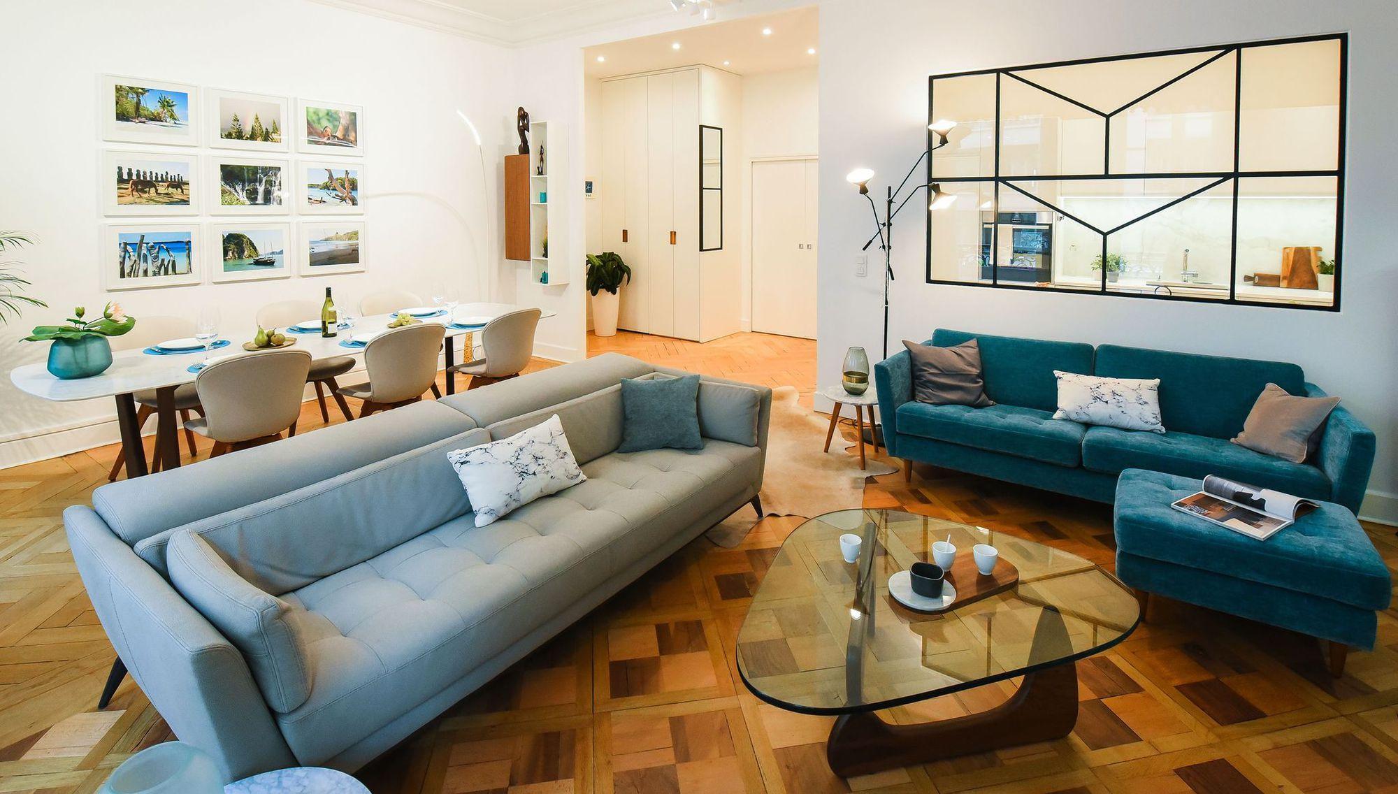 Appartement Lyon Un Haussmannien De 115 M2 Qui Invite Au