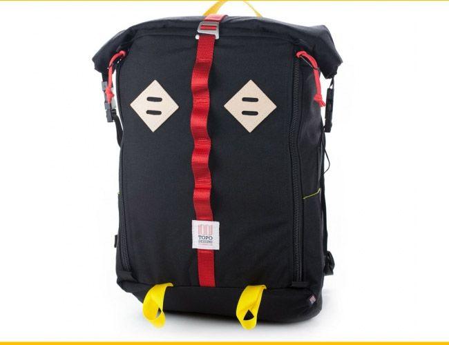 Gear Patrol: Topo Designs Rolltop - Best All-Around Commuter Bag ...