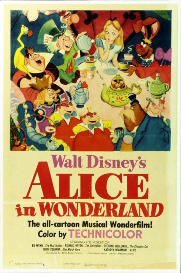 toutes les affiches des films de walt disney de 1937 aujourd 39 hui disney film anim. Black Bedroom Furniture Sets. Home Design Ideas