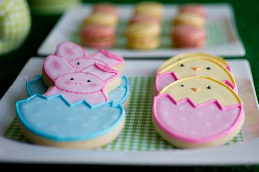 Y mas cookies lindas...
