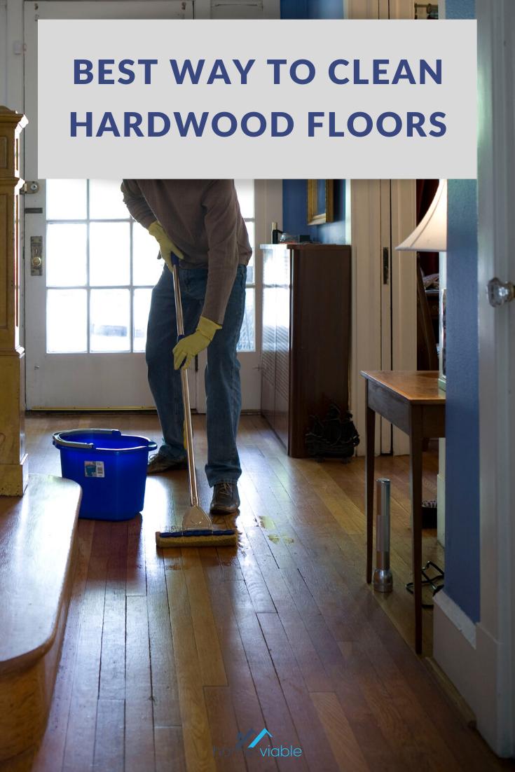 Pin On Hardwood Floor Cleaning