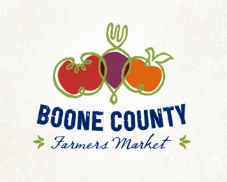 36+ Delicious Fruit & Vegetable Logo Designs for