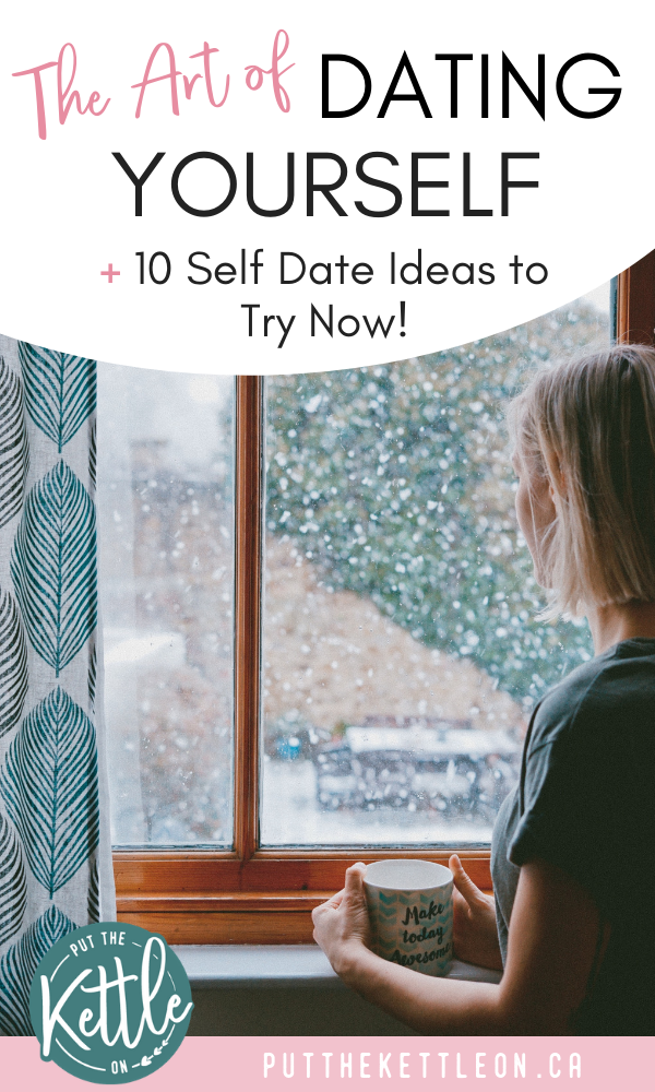 dating yourself