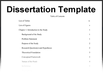 Dissertation In School Psychologist Report Template Business Proposal Template