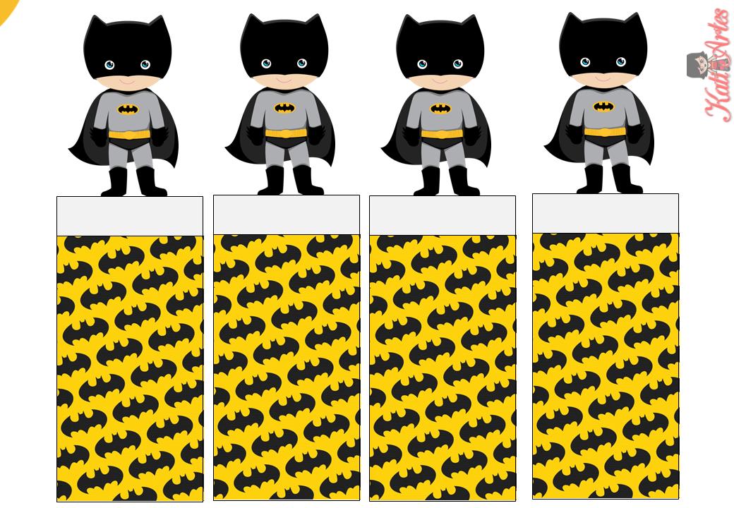 Oh My Fiesta In English Batman Free Printable Original Nuggets Wrappers Lego Batman Party Batman Printables Batman Free