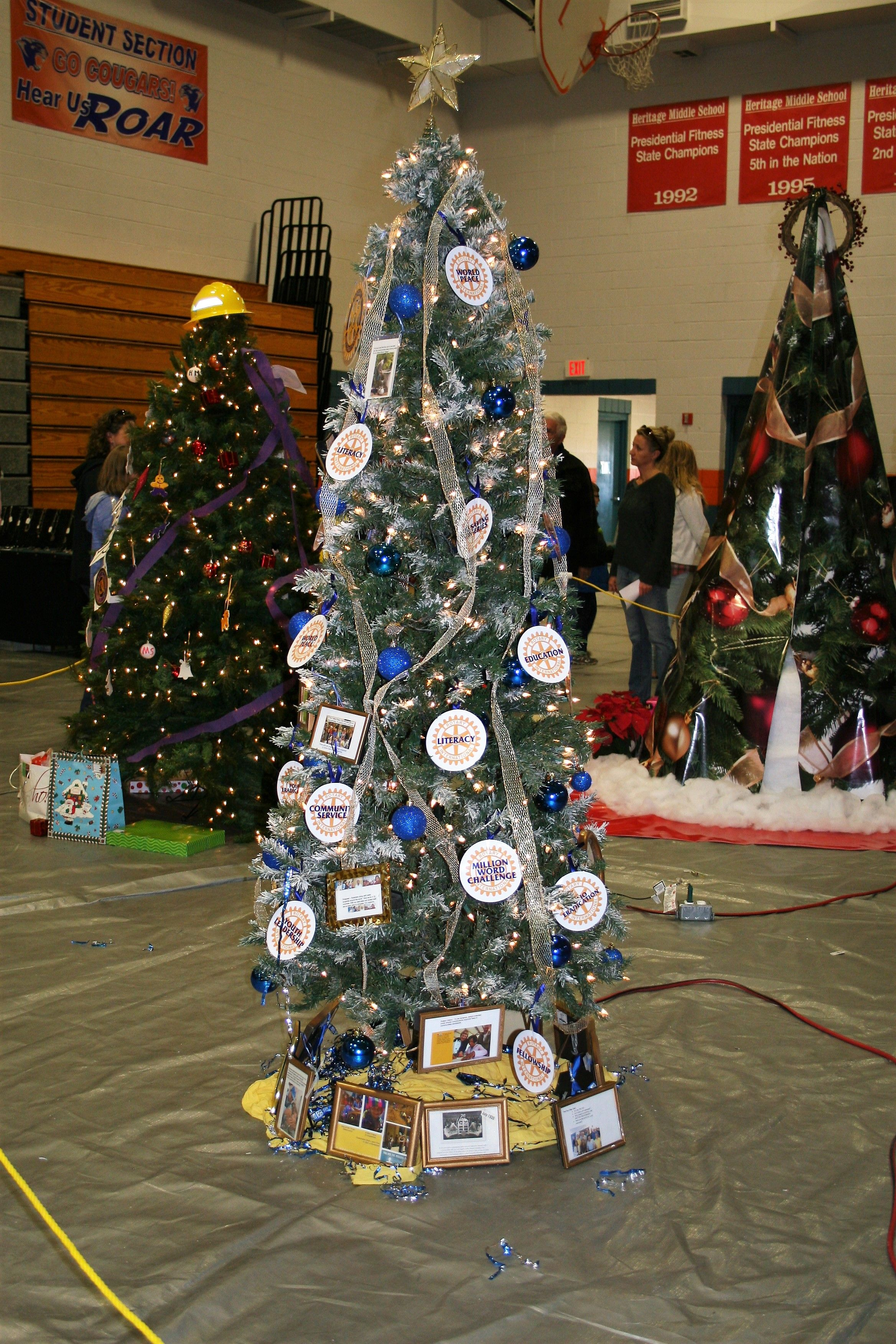 Thank you Rotary Club of Chino Valley for a great tree and for all ...