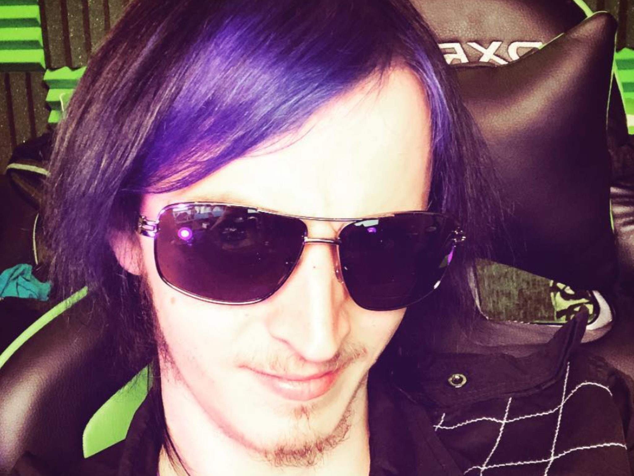 Will Ryan of DAgames 💜💜💜💜💜 Sunglasses women, Women, 8 bit