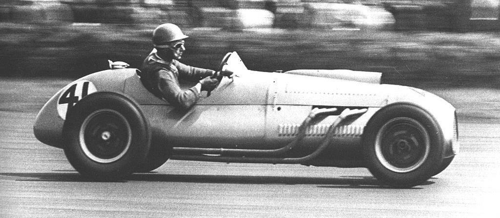 1953 Eric Brandon, Cooper T20 ...