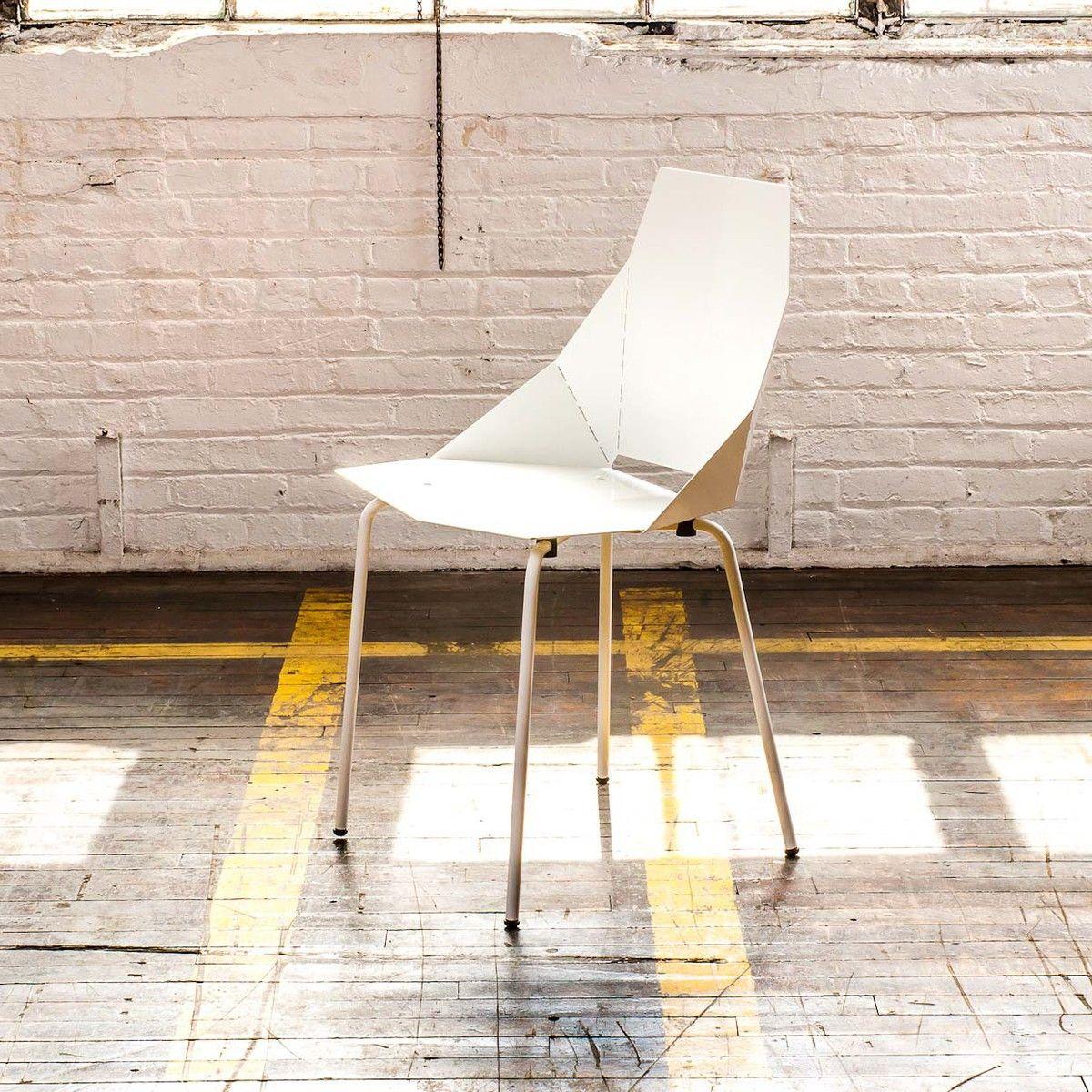 Fab.com | Blu Dot Real Good Chair White