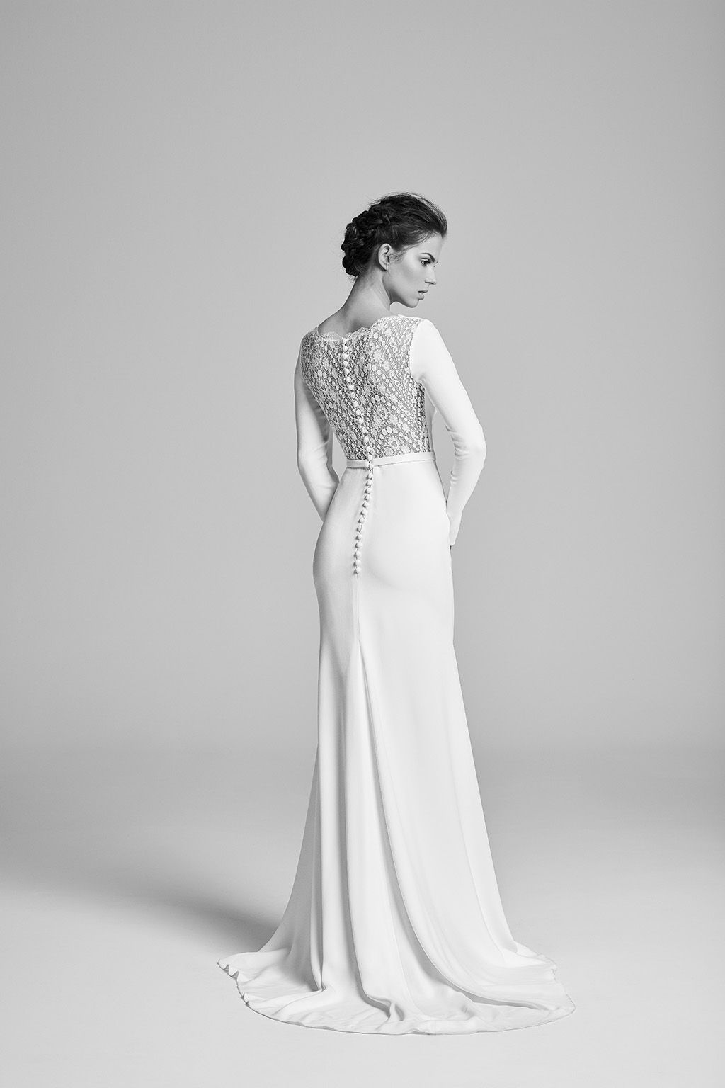 Geddess (Back | Belle epoque, Belle and Bridal gowns
