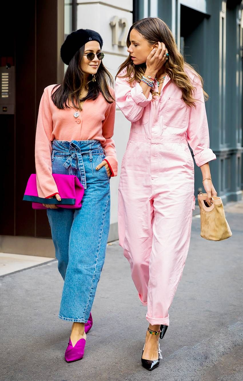 10 Pink Outfits We Dare You Not to Smile At