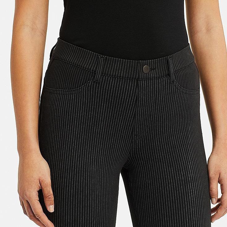34adf4844e97 WOMEN ULTRA STRETCH PRINT LEGGINGS PANTS, BLACK   Fashion2 in 2019 ...