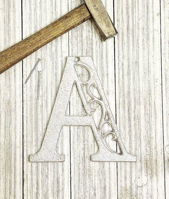 Letter Letter Decor Lettering Letters Mailbox Letters Alphabet