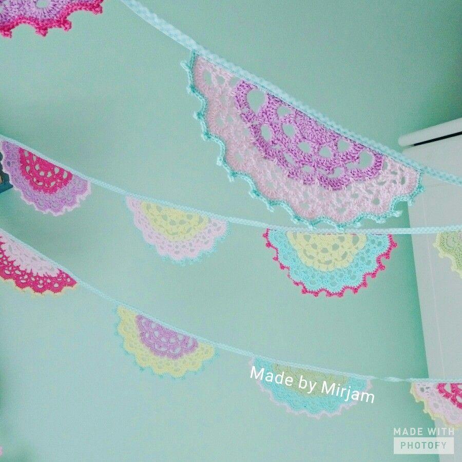 Zomerse Slinger Uit Het Boekje Haken En Kleur Buiten Crochet Made