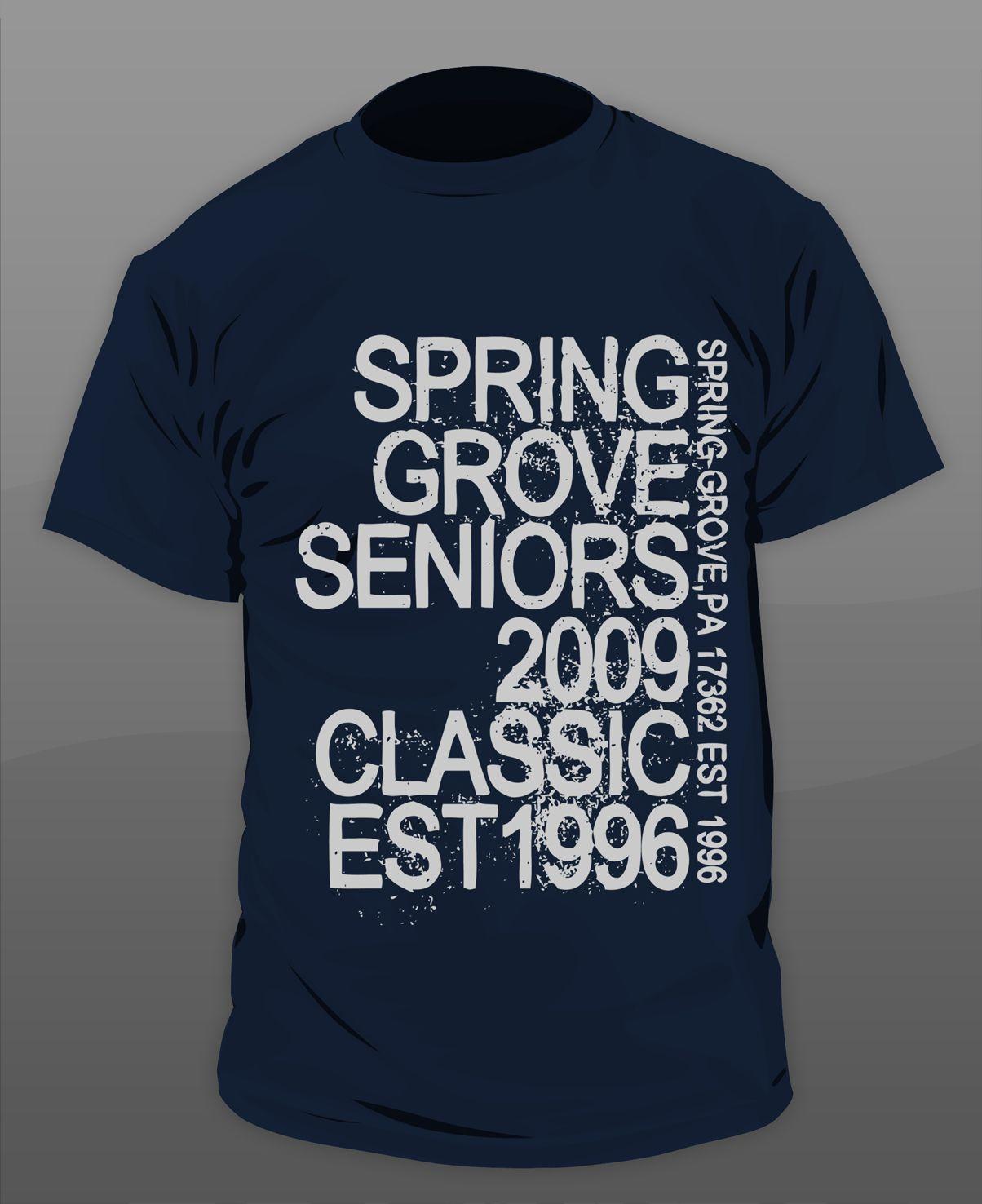 Class Reunion T Shirt Design Ideas Custom T Shirts Screen Printing
