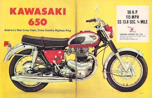 Racing Cafè: Vintage Brochures