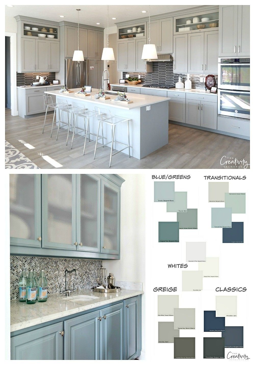 Timeless Kitchen Shelve Color Schemes Ideas Painted Kitchen Cabinets Colors Cabinet Paint Colors Timeless Kitchen