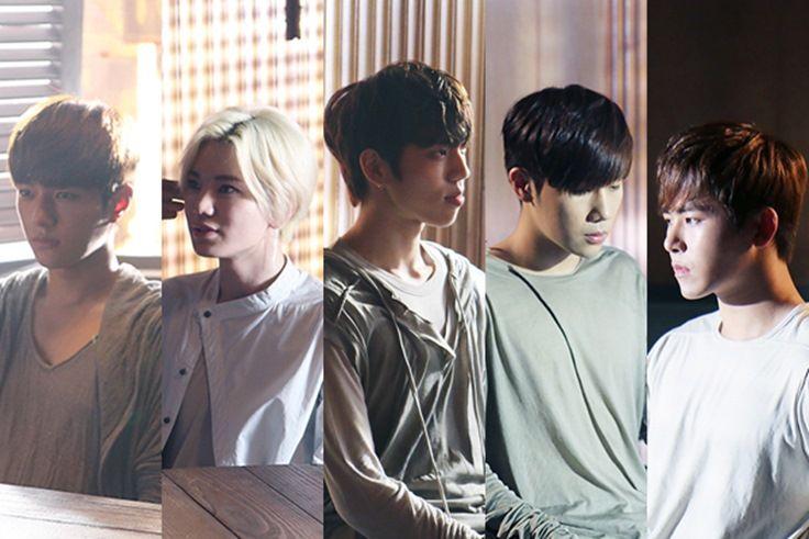 [Melon Story] 160919 #인피니트 - 'INFINITE Only' MV Making