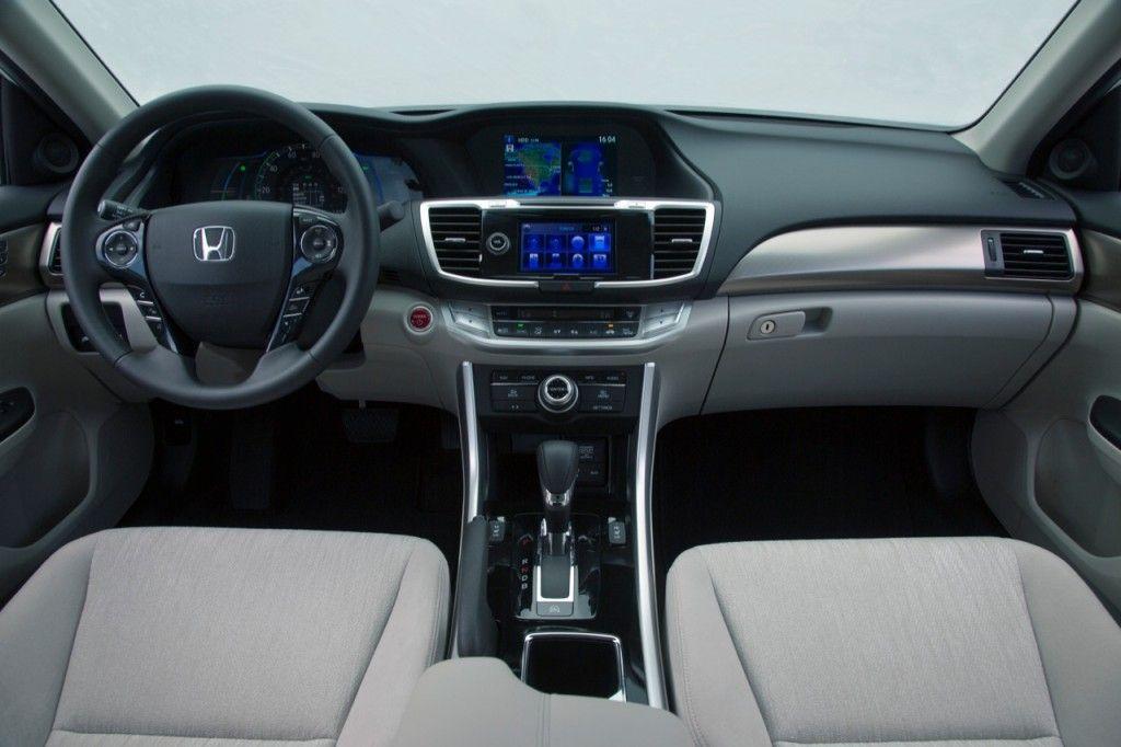 2014 Honda Accord Redesign 2014 Honda Accord Interior