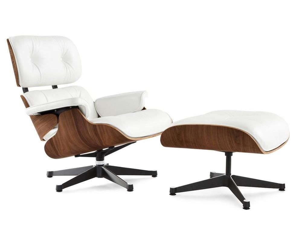 Vitra Lounge Chair Ottoman Vitra Lounge Chair Leather Lounge