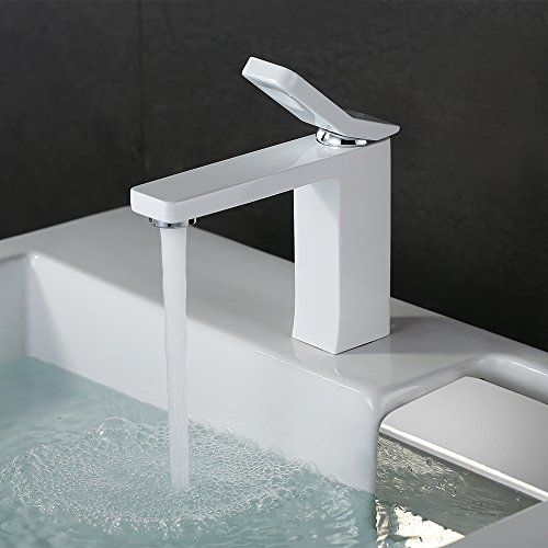 Homelody® Weiß Wasserhahn Badarmatur Waschbecken Armatur ... Https://www.