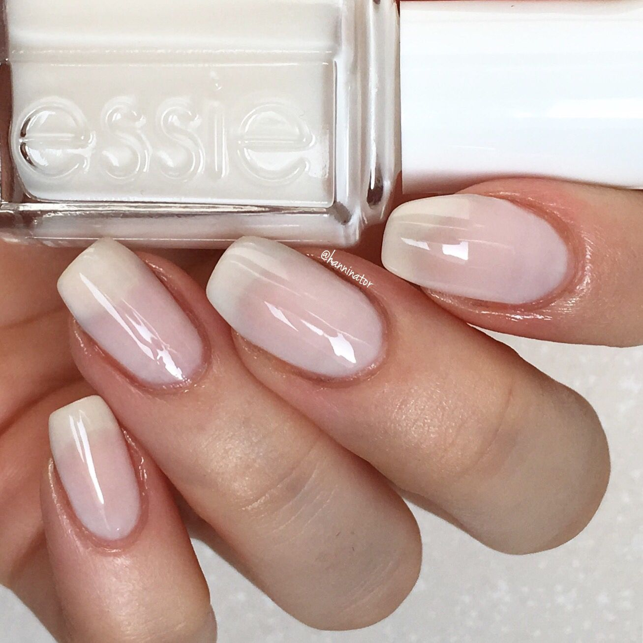 Essie - Allure | Nail Polish | Pinterest | Essie allure, Salon nails ...