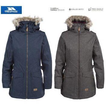 Trespass Ladies EVERYDAY Waterproof Jacket | Our Ladies Jackets ...