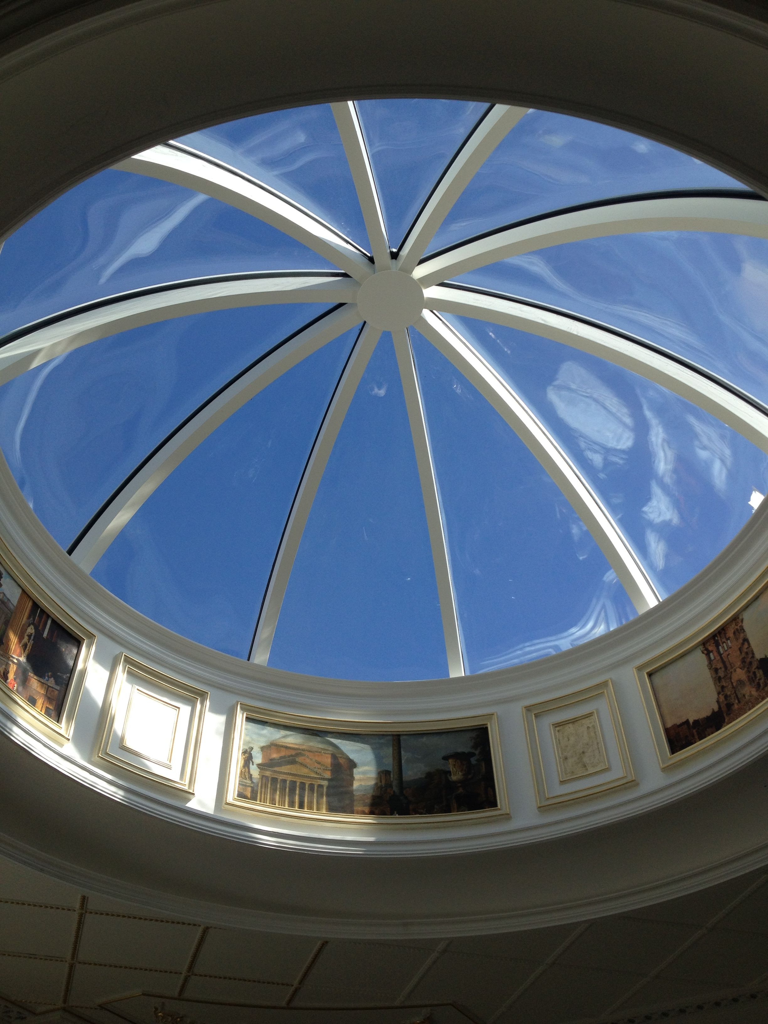 Best Glazing Innovations Dual Curved Domed Rooflight Dome 400 x 300