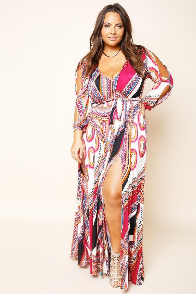 Plus Size - Dresses | Trendy Affordable Fashion | GS-LOVE | Clothes ...