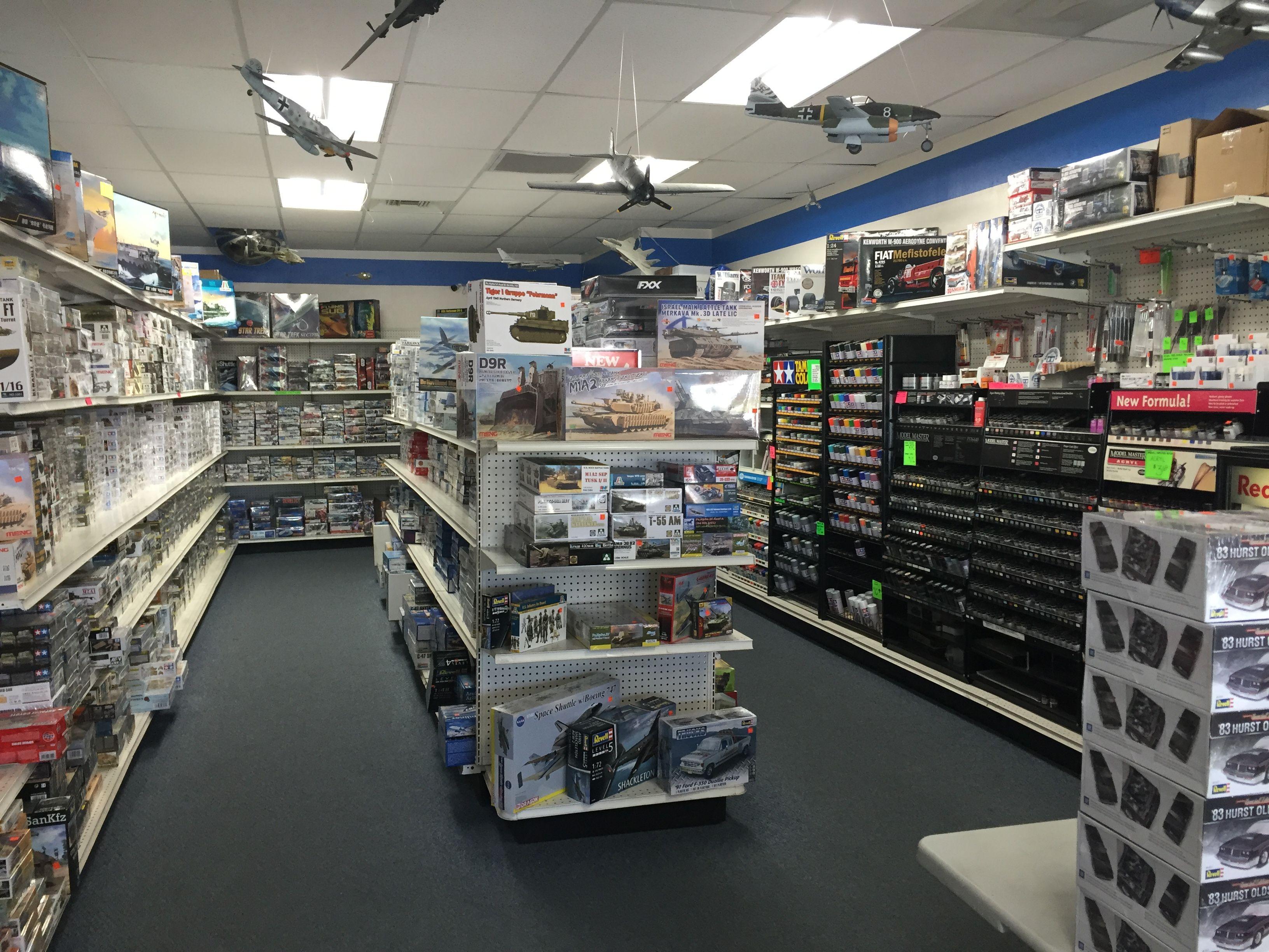 Andy S Hobby Headquarters 15224 N 59th Ave Glendale Az 85306 Andyshobbyheadquarters Com