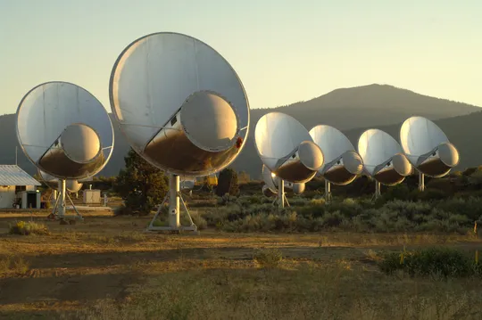 Hat Creek Radio Observatory to listen for FRBs arriving ...