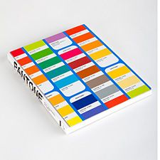 PANTONE UNIVERSE Artist and Writer's Notebook. I need. I actually want a color book so bad.