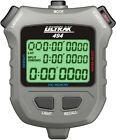 Ultrak EL Light 300 Lap Memory Timer Lap and cum splits lithium battery #Fitness