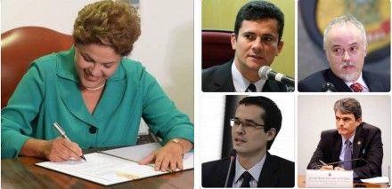 Dilma anti montagem
