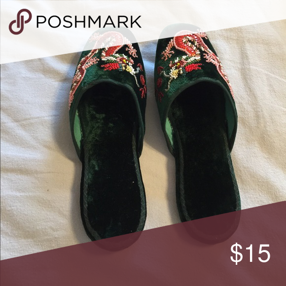 2eeb6ec89d8 Shop Women s size 6 Slippers at a discounted price at Poshmark.